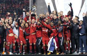 CANADA-TORONTO-SOCCER-MLS CUP FINAL-TORONTO FC VS SEATTLE SOUNDERS FC