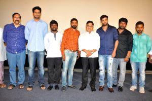 Trailer launch of Telugu film Venkatapuram