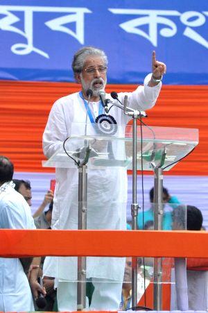 Trinamool Congress Martyrs' Day rally - Sudip Bandyopadhyay