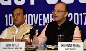 Arun Jaitley's press conference