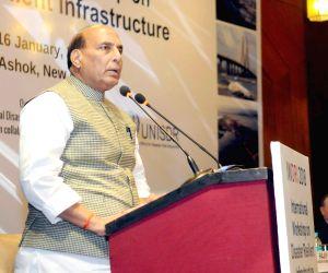 International workshop on IWDRI - Rajnath Singh