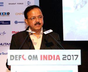DEFCOM INDIA 2017 - Subhash Ramrao Bhamre