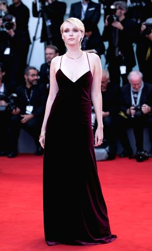 ITALY-VENICE-FILM FESTIVAL-RED CARPET