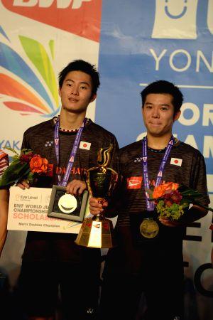 INDONESIA-YOGYAKARTA-BWF WORLD JUNIOR CHAMPIONSHIPS