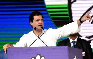 Rahul gets active as Mama