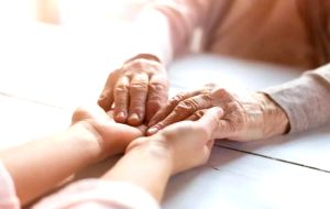 Elderly support during CO