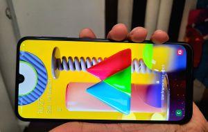 First sale of Samsung Gal