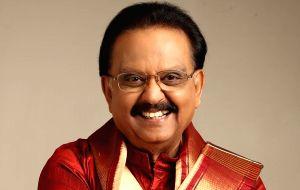 Iconic singer SP Balasubr