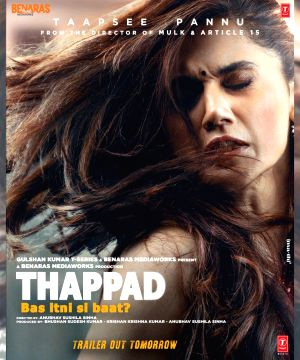 Thappad Movie Review– Im