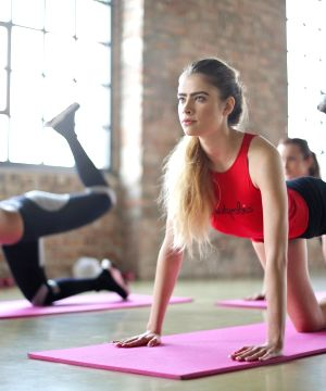 Aerobic exercise may help