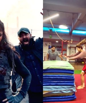 Bollywood's stunt queens