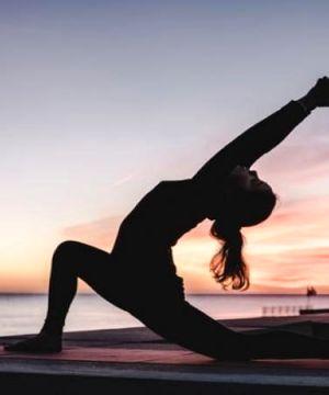 Detox yoga: How eating, a
