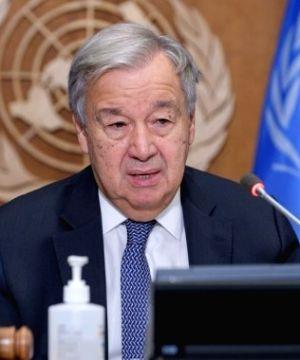 Guterres urges rich state