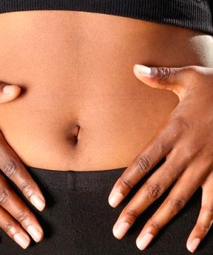 Should you oil your belly