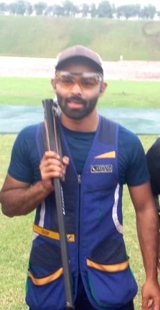 13-member India squad to vie for medals at shotgun World Cup