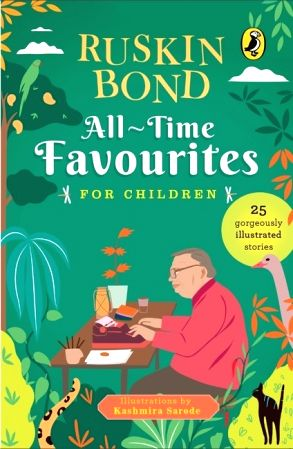 87th birthday, Ruskin Bond curates handpicked collection of short stories