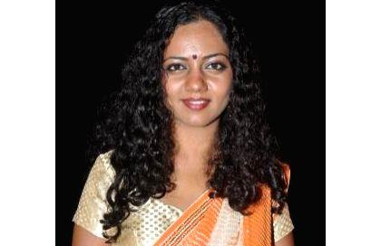 Actress Neha Joshi.