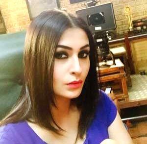 Actress Pavitra Punia.