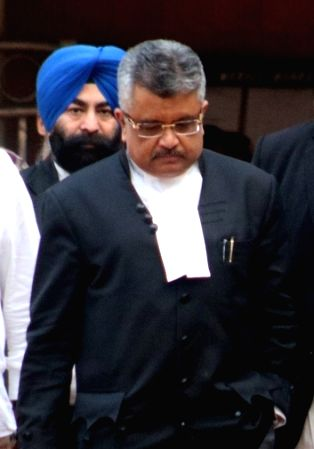 Additional Solicitor General Tushar Mehta. (File Photo: IANS)
