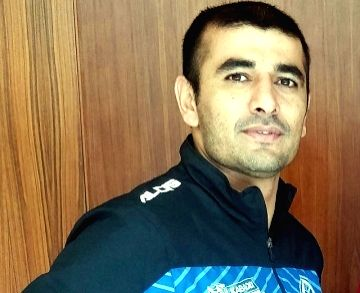 Ajay Thakur. (File Photo: IANS)
