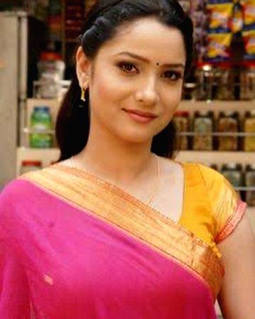 Ankita Lokhande recalls buying sarees from Kolkata for 'Pavitra Rishta'.