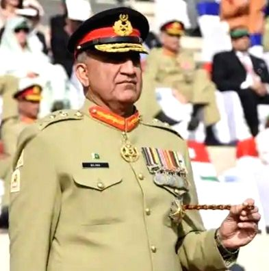 Bajwa emerges peacemaker after surprise landing in Kabul. ( India Narrative)