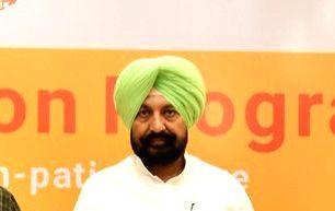 Balbir Singh Sidhu.