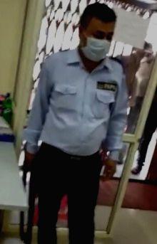 Bank guard shoots customer for not wearing mask
