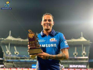 Batsmen couldn't analyse MI's Rahul Chahar in IPL: Sivaramakrishnan. (Credit: Mumbai Indians)