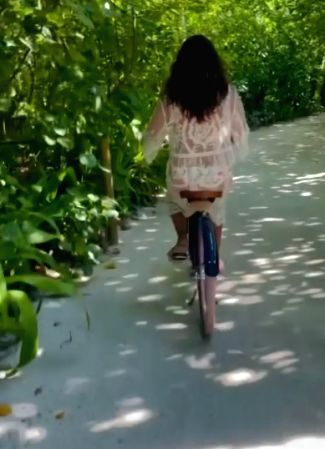 Bipasha posts video from Maldives holiday (credit: Instagram)