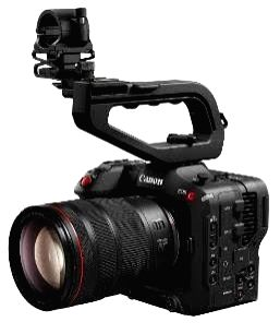Canon announces EOS C70 cinema camera in India story.