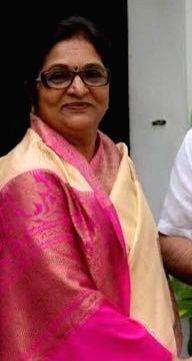 Congress has named former MP Rajani Patil.