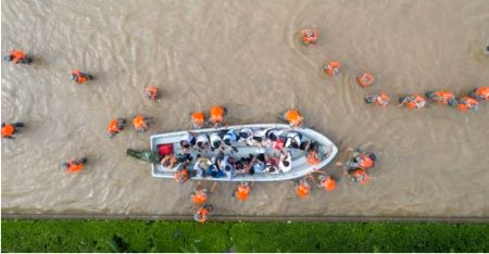 Death toll rises to 69 in China's rain-ravaged Henan