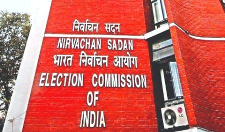 EC team visits Patna to observe Bihar poll preparations (Photo: IANS TWITTER)