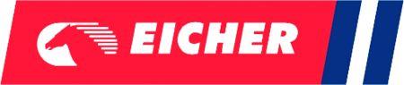 :Eicher logo..(Image Source: IANS)