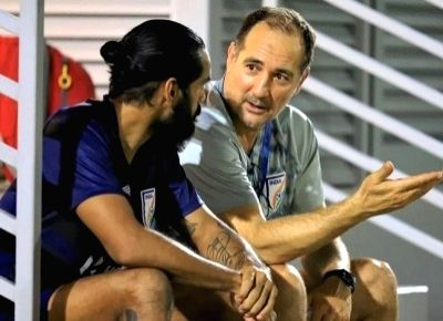 India will play to win against Afghanistan: Chief football coach.