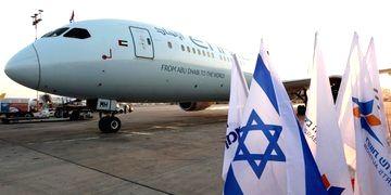 Israel to sign visa exemption agreement with UAE. (Photo Credit: twitter/EtihadAirways)