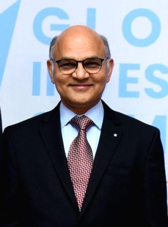 J&K Lieutenant Governor's Advisor K.K. Sharma.