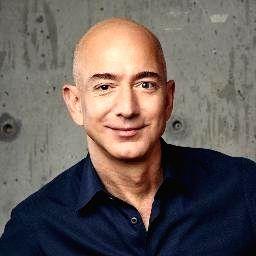 Jeff Bezos. (Photo: Twitter/@JeffBezos)