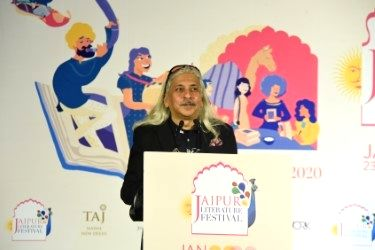 JLF Producer Sanjoy K. Roy