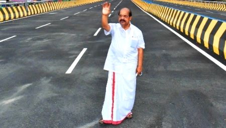 Kerala Minister caught in bind over remark against ex-aide's wife.(Photo:Facebook)