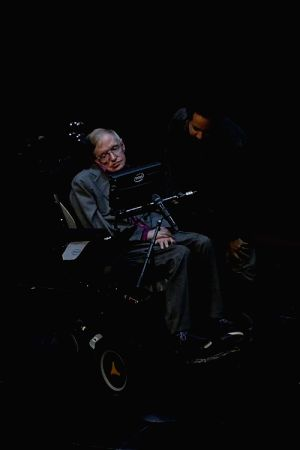 Late Stephen Hawking
