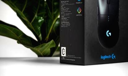 Logitech introduces its 1st gaming mouse with carbon impact label.
