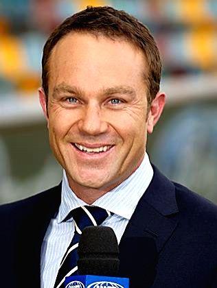 Michael Slater.