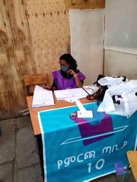 More than 31.7 mln voters registered for Ethiopia's upcoming general elections: electoral board.(Photo:twitter/nebethiopia)