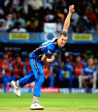 Morris gets highest ever IPL bid of Rs.16.25 crore from RR (2nd Lead)