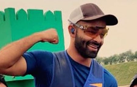 Olympics shooting: Bajwa in with a chance to secure finals berth in skeet.