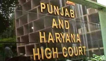 Punjab and Haryana High Court.