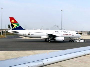 South African Airways to resume flights in Sep.(pic credit: twitter.com/flysaa)