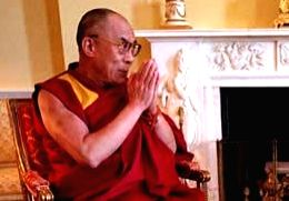 The past is past, says Dalai Lama on New Year greetings (File Photo: White House/IANS)